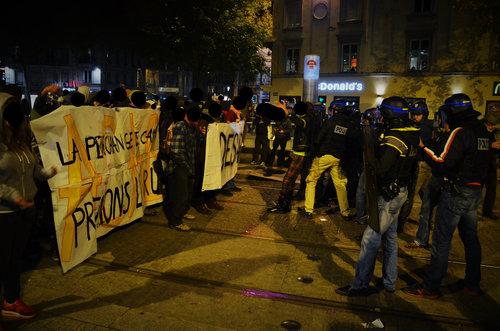 Lyon  6 novembre 2014