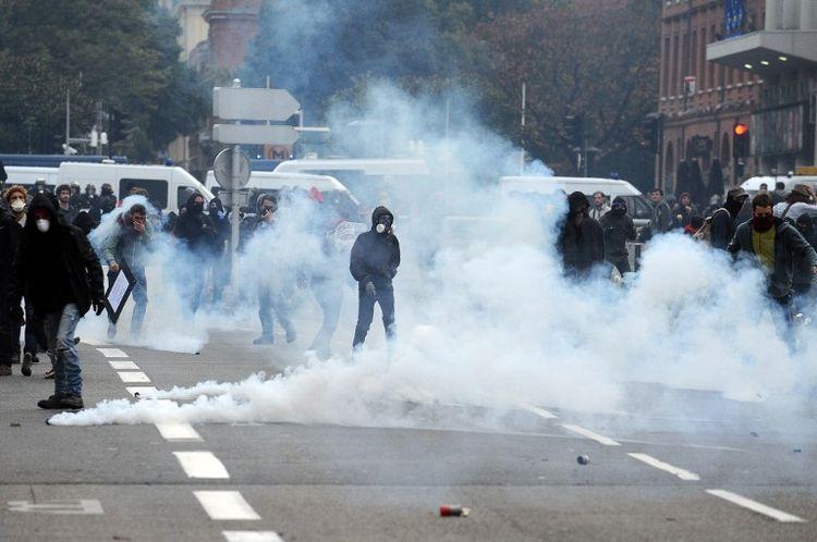 Toulouse 8 novembre 14