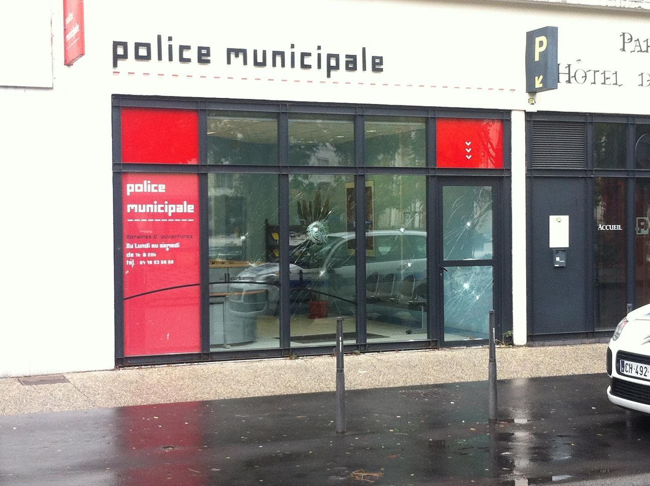 villeurbanne police municipale 14 11 2014
