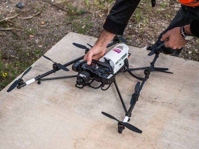 drones SNCF 2