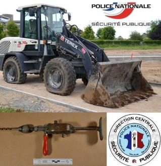 chantiers police