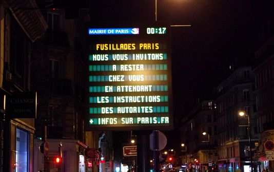 paris autorités