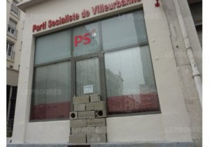 PS Villeurbanne mars 2016