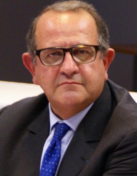 Paul-François Arrighi, président du Medef Poitou-Charentes.