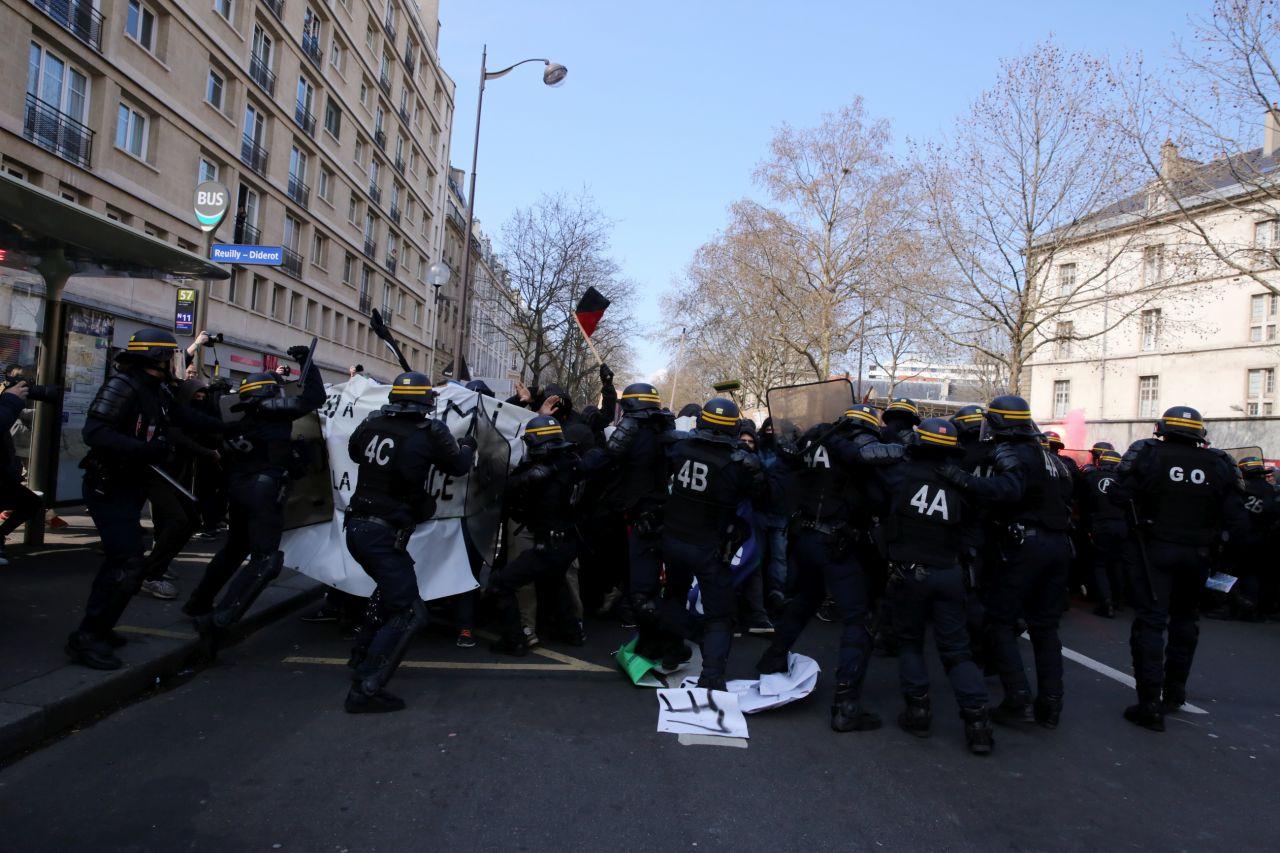 Paris 5 4 2016
