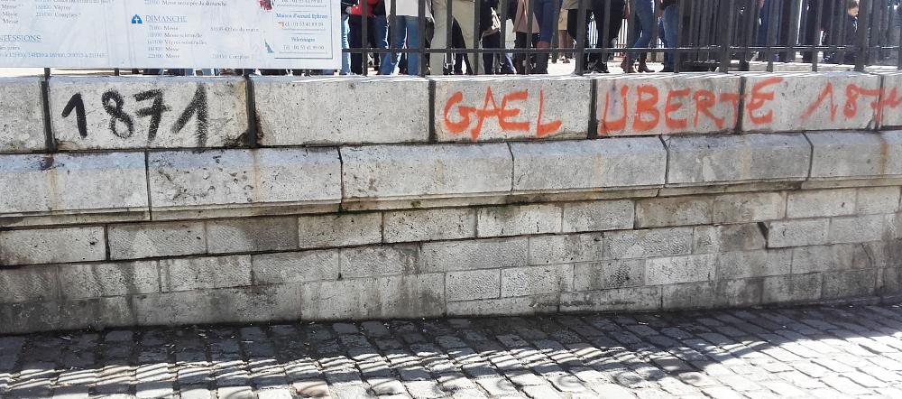 Paris gael 2
