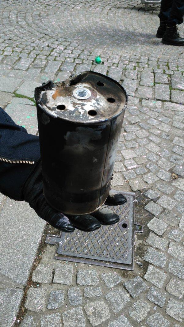 Rennes 29 4 2016 filtre gasoil rempli d'essence