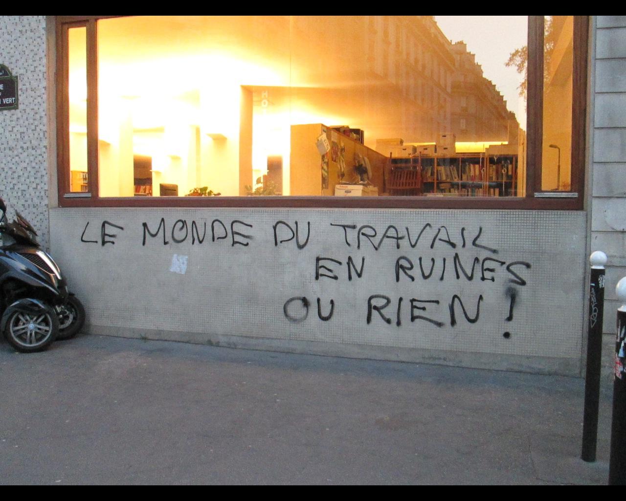 1er mai Paris libertaire 2