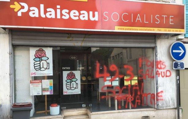 Palaiseau 21 5 2016
