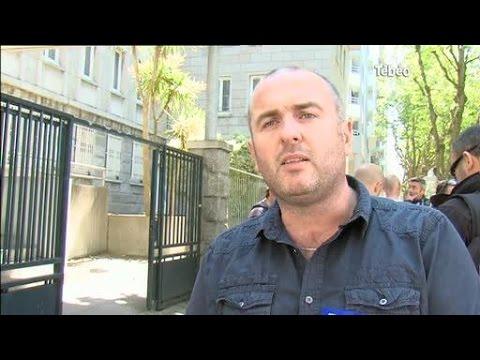 Stephane Andry Alliance Police Brest
