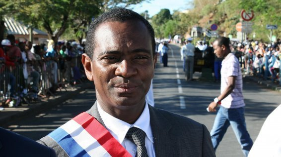 Ibrahim Aboubacar, député Ps de Mayotte