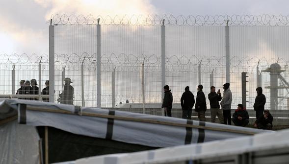Calais aout 2016