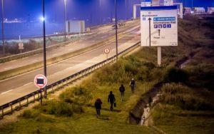 Calais rocade juillet 2016